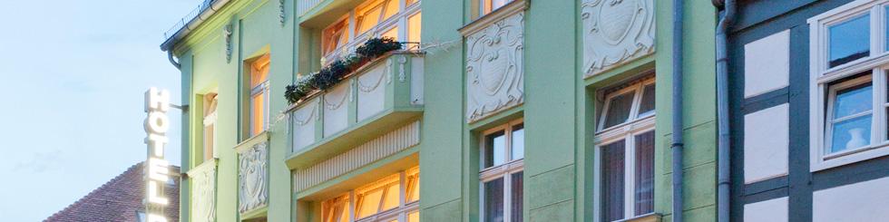 Hotel Benn - Spandau Berlin