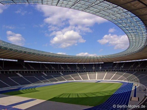Hotel Berlin Olympiastadion