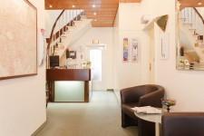 Hotel Benn Interior Rezeption