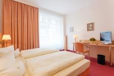 Hotel Benn Interior Zimmer