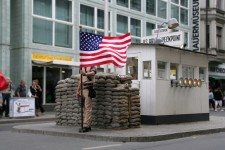 Berlin Checkpoint Charlie
