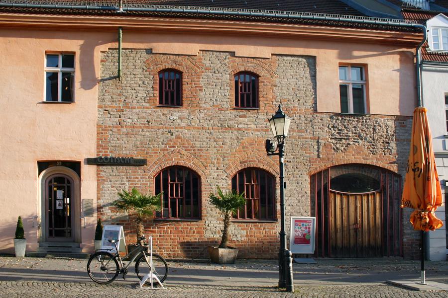Hotel Benn - Gotisches Haus